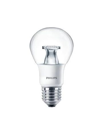 3 x 8.5/9w Philips LED Dimtone GLS Dimmable 27000k lamp