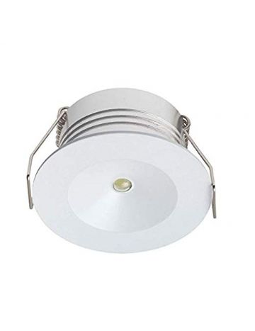 Bright Source Emergency 2w LED Downlight Non Maintained -IP20 Rated / Indoor Use