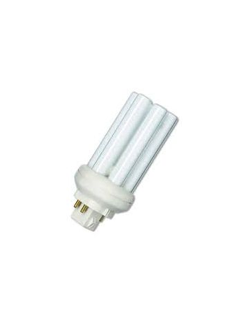26w GE Biax triple turn Compact Fluorescent Lamp 4 pin 835 standard white