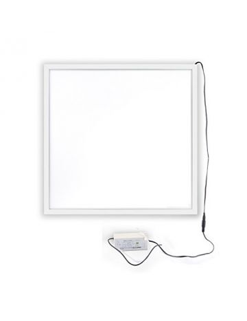 Brite Source Dimmable 40w LED Panel 6000K - 600mm x 600mm c/w Tridonic Driver