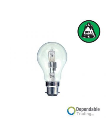 BEll 42w Halogen GLS BC Clear