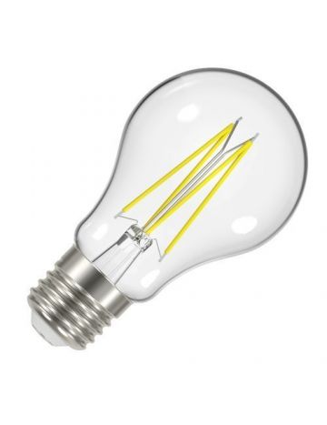 Energizer 6.2w (=60w) LED Clear GLS Filament Bulb (Extra Warm White / 2700k) - Edison Screw