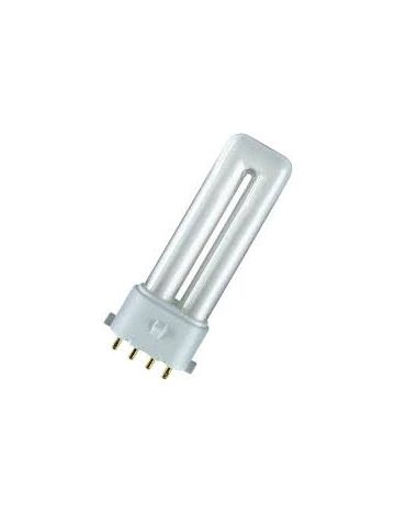 13w Osram Dulux 4 pin double turn CFL Lamps 4000k cool white