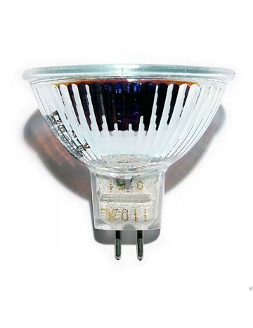 5x GE 50w MR16 Spotlight Bulb Gu5.3 Cap Type M269 50mm Dichroic Start 36d [3811]