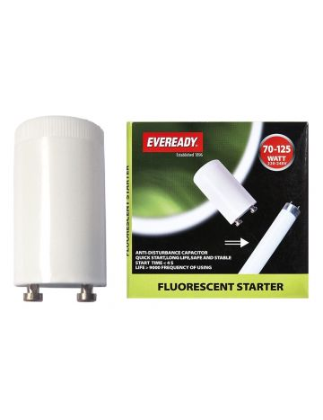Eveready 70-125w Universal Fluorescent Starter