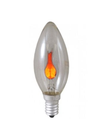 Eveready 3w Flicker Flame Candle Bulb – Small Bayonet Cap / SBC