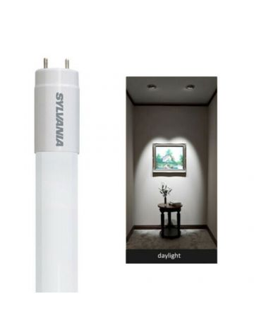 Sylvania 5ft 20w LED T8 Frosted Tube - Daylight 6000k