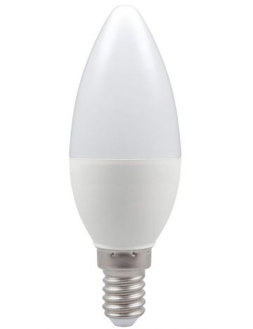 Eveready 6w (=40w) LED Candle Bulb – Small Edison Screw (Warm White / 3000k)