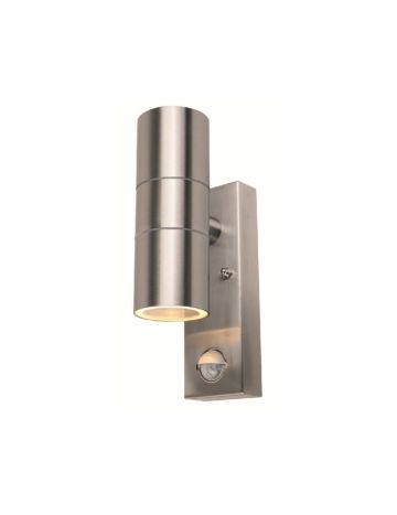 PowerMaster Copper PIR Outdoor Wall Light – Double Illumination (IP44 Rated)