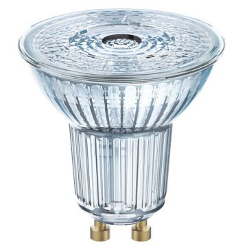 Osram LED Bulb PAR16 GU10 4.3w 36 Deg Cool White Dimmable
