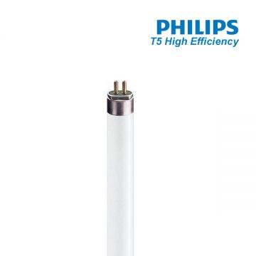 549mm FHE 14 14w T5 Fluorescent Tube 835 3500k Standard White (Philips 14835)