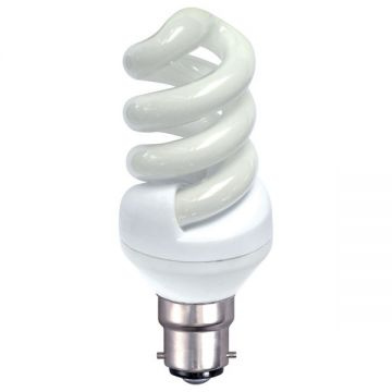 Bell 25w Bayonet Cap Spiral - Extra Warm White (827) Compact Fluorescent Lamp