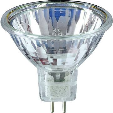 1x Osram Decostar 51 50w MR16 Cool Blue Dichroic 4400k 36° Halogen Bulb