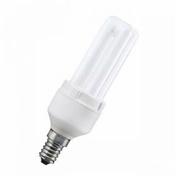 Osram 8w Energy Saving Triple Turn (SES) Small Edison Screw 2700k - Extra Warm White (4008597183829)